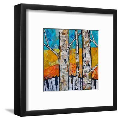 Wild White 2--Framed Art Print