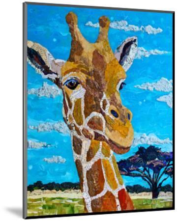 Tall As Treetops--Mounted Art Print
