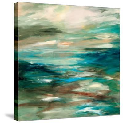 Begin-G^A^ Hickman-Stretched Canvas Print