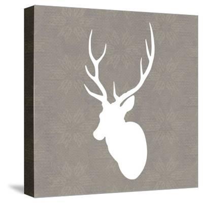 Buck I-Sabine Berg-Stretched Canvas Print