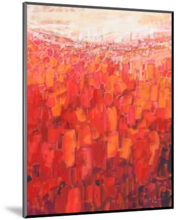 Groves V--Mounted Art Print