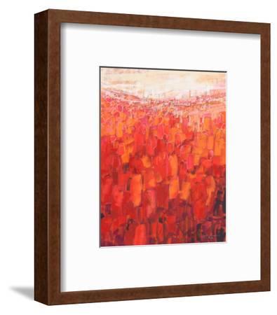 Groves V--Framed Art Print