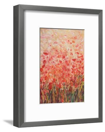 Flower Series 9--Framed Art Print