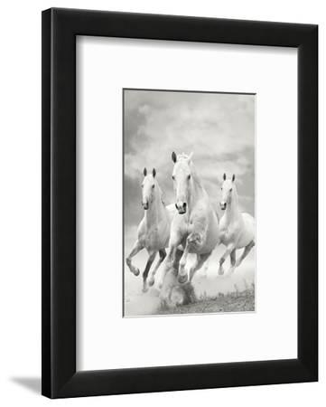 The Three Graces--Framed Art Print