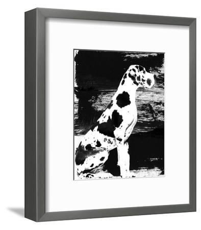 Dane-Parker Greenfield-Framed Art Print