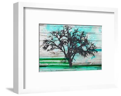 Breath Tree--Framed Art Print