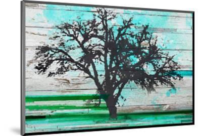 Breath Tree--Mounted Art Print