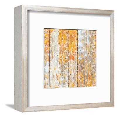 Fog Inversion--Framed Art Print