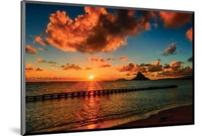 Hawaii Dreams V--Mounted Art Print