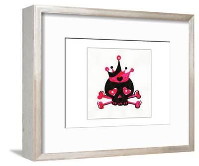 Alas Poor Yorick-Rosa Mesa-Framed Art Print