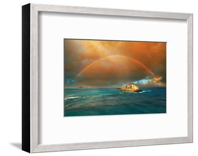 Hawaii Dreaming I--Framed Art Print