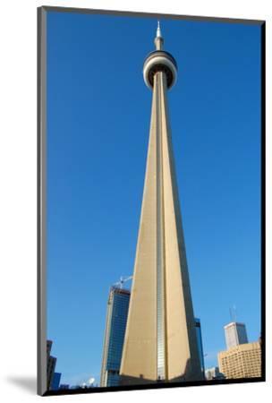 Toronto CN Tower Canada--Mounted Art Print