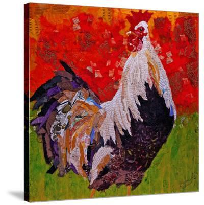 Cock-A-Doodle--Stretched Canvas Print