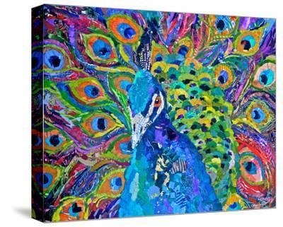 Cacophony Of Color--Stretched Canvas Print