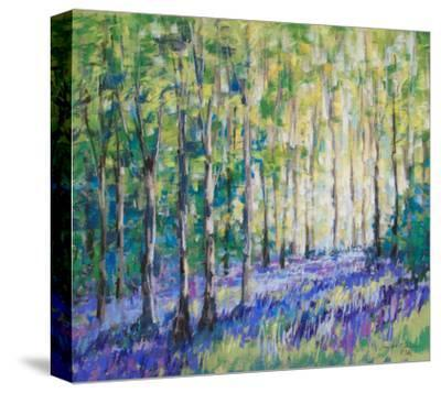 Bluebell Woodsiv--Stretched Canvas Print