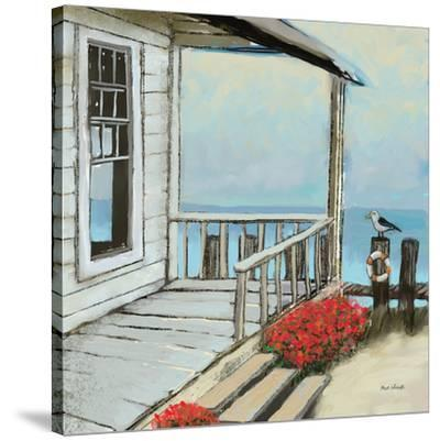 Pier Three-Kurt Novak-Stretched Canvas Print