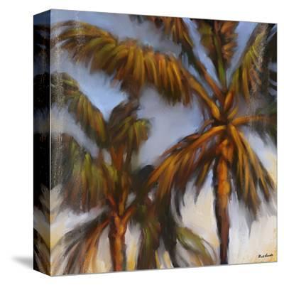 Stricktly Palms 04-Kurt Novak-Stretched Canvas Print