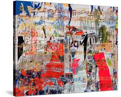 Urban Sonata-Parker Greenfield-Stretched Canvas Print