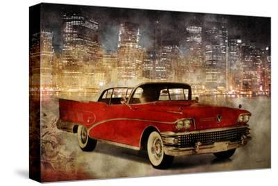 NY Drive II--Stretched Canvas Print
