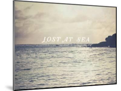 Lost At Sea-Ashley Davis-Mounted Art Print