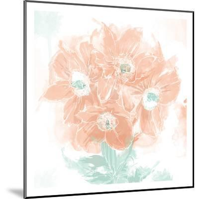 Floral Watercolor-OnRei-Mounted Art Print