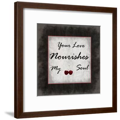 Your Love-Sheldon Lewis-Framed Art Print