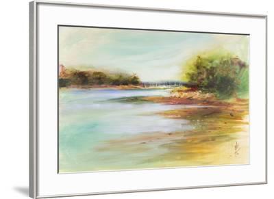 West Coast Sails-Anne Farrall Doyle-Framed Giclee Print