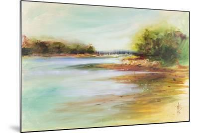 West Coast Sails-Anne Farrall Doyle-Mounted Giclee Print