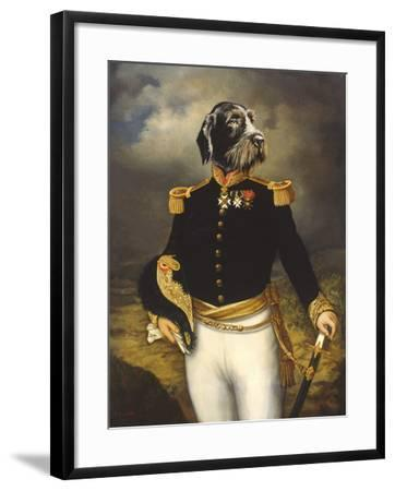 Ceremonial Dress-Thierry Poncelet-Framed Giclee Print