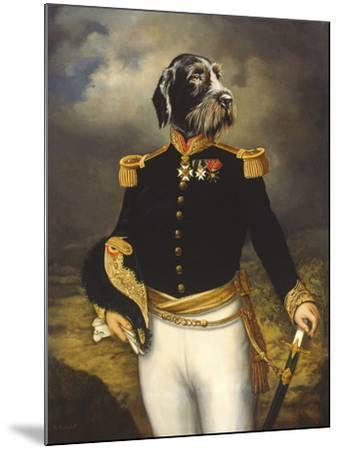 Ceremonial Dress-Thierry Poncelet-Mounted Giclee Print