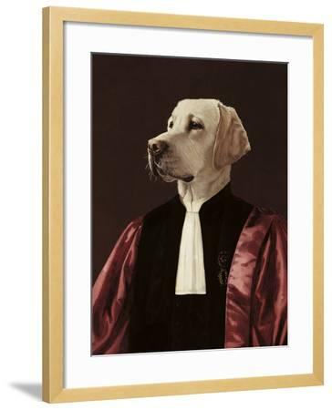 The Advocate-Thierry Poncelet-Framed Giclee Print