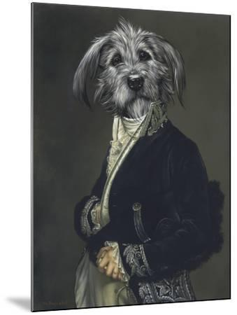 The Archduke-Thierry Poncelet-Mounted Giclee Print