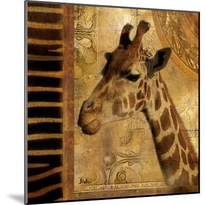 Elegant Safari III-Patricia Pinto-Mounted Art Print