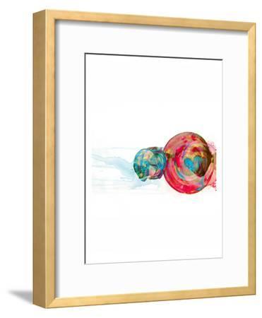 Abstractn 06-Destiny Womack-Framed Art Print