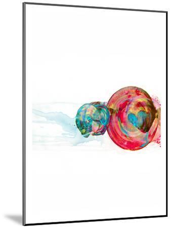 Abstractn 06-Destiny Womack-Mounted Art Print