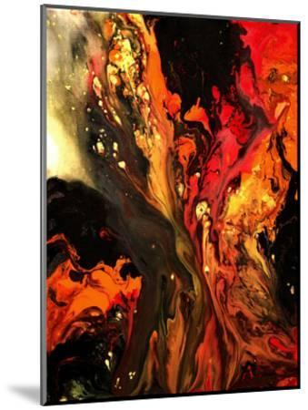 Burning Desire-Destiny Womack-Mounted Art Print