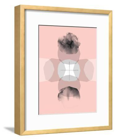 Pale Cross Journey-Paula Mills-Framed Art Print