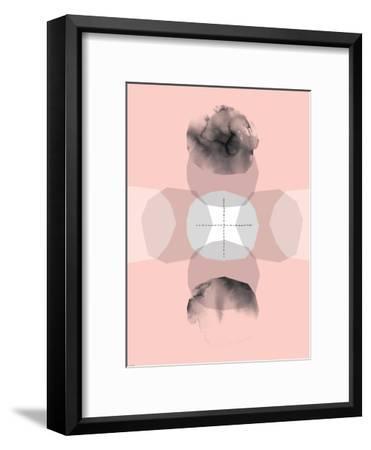 Pale Cross Journey-Paula Mills-Framed Art Print