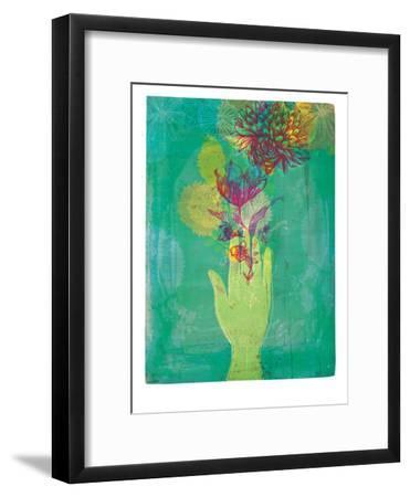 The Gift-Paula Mills-Framed Art Print