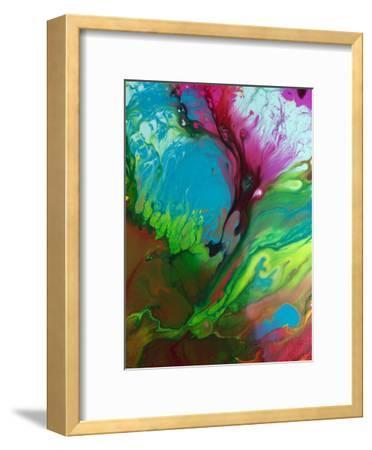 Raw Emotion-Destiny Womack-Framed Art Print