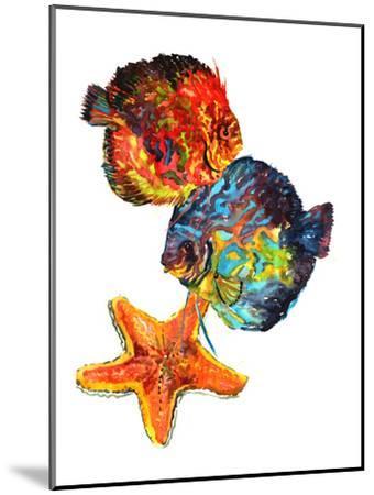 Discus 2-Suren Nersisyan-Mounted Art Print