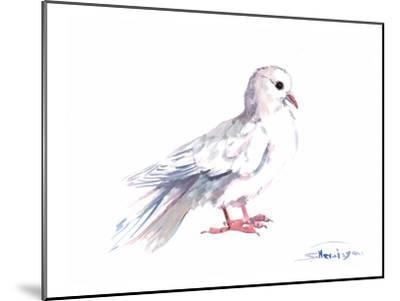 Pigeon-Suren Nersisyan-Mounted Art Print
