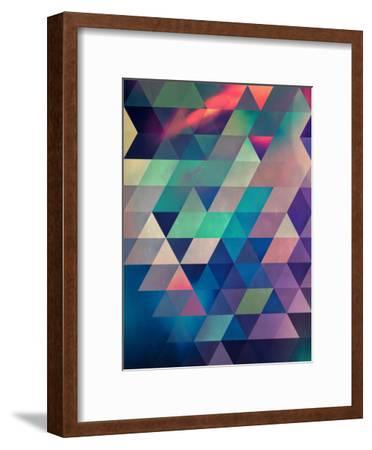 Nyyt Stryyt-Spires-Framed Art Print