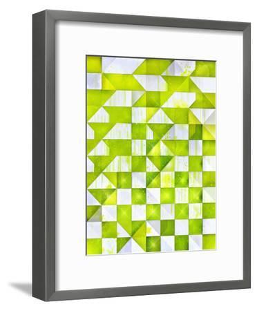 Lymynlyme-Spires-Framed Art Print