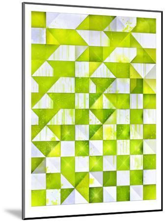 Lymynlyme-Spires-Mounted Art Print