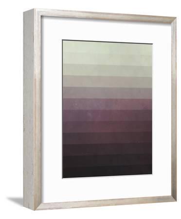 Lymynts-Spires-Framed Art Print