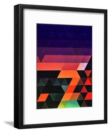 Sww Fyr-Spires-Framed Art Print