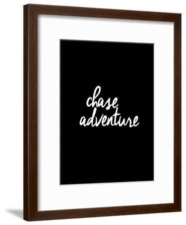 Chase Adventure-Brett Wilson-Framed Art Print