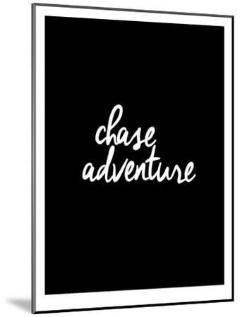 Chase Adventure-Brett Wilson-Mounted Art Print