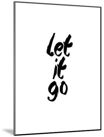 Let It Go-Brett Wilson-Mounted Art Print